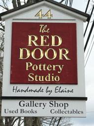 Red Door Studio & Red Door Pottery